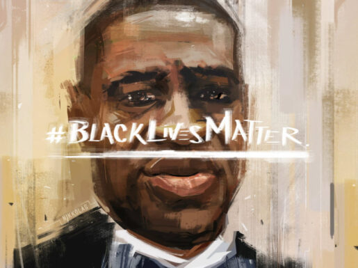 Black Lives Matter George Floyd