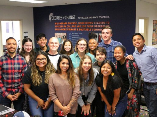 Pacific Lutheran University features Andrew N. Whitney and Seed Internships